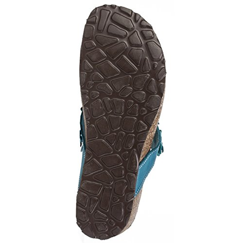 Scarpe Da Montagna Bianche Bermuda Da Donna Sandalo Blu