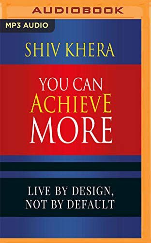Shiv Audio - You Can Achieve More