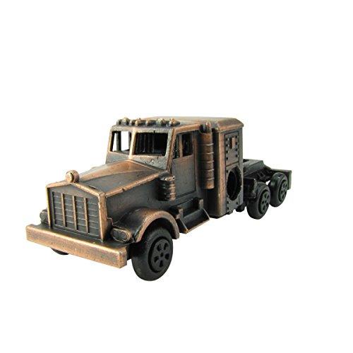 (Tractor Trailer Cab Die Cast Pencil Sharpener)