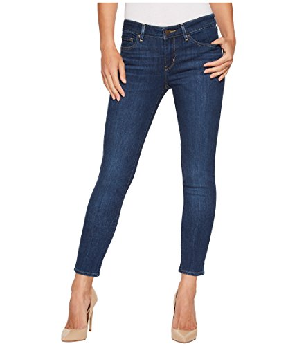 Levi's Women's 711 Skinny Ankle Jeans, Sound of Vision, 29 (US 8)