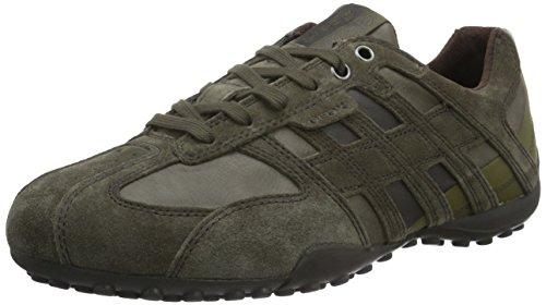 Geox Uomo Slange K U4207k01422c6105 Herre Sneaker Brun (taupec6029) a5squx