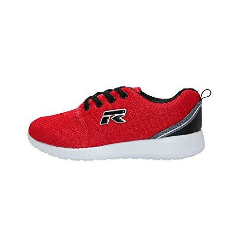 Rox Unisex Adulto Clik R Zapatillas Varios Deporte de Rojo Colores wqFfPw