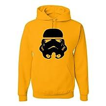 Adult Stormtrooper Silouette Sweatshirt Hoodie