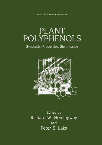 Download Plant Polyphenols: Synthesis, Properties, Significance (Basic Life Sciences) Pdf