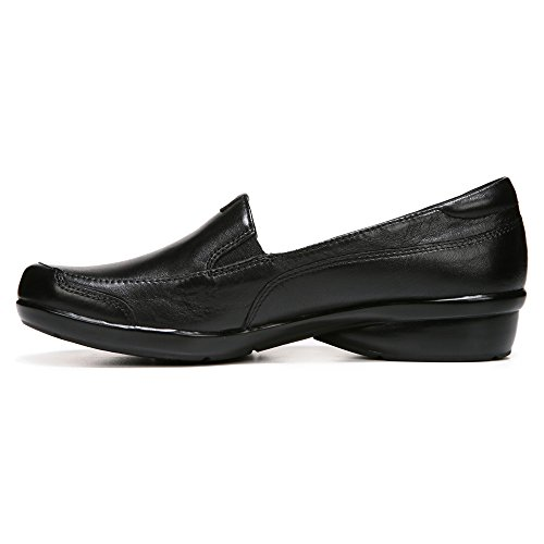 Channing Black Loafer on Slip Leather Women's Naturalizer qFZwvXx5zX