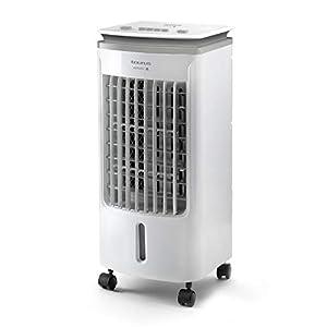 Taurus R501 – Climatizador evaporativo portátil y compacto, ventilador refrescante, enfría, ventila, humidifica, 3… 41 sQee1GfL