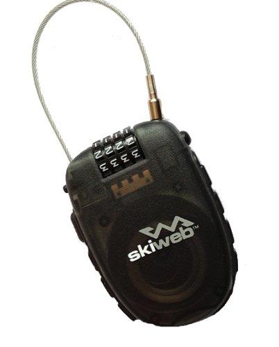 Ski Lock 4 Digit Combination Lock