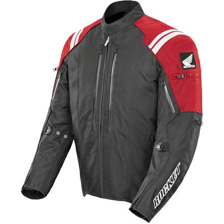 Joe Rocket Honda CBR Textile Jacket (X-LARGE) (RED/BLACK)