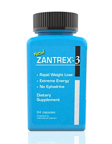 Zantrex Dietary Supplement, 84 Count