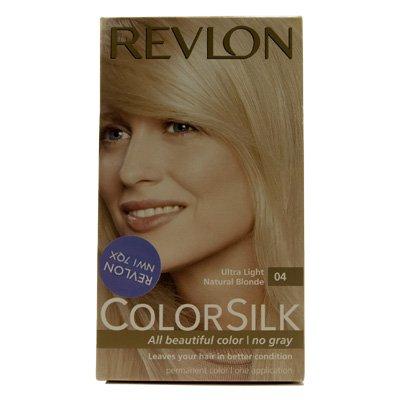 Amazon.com : Revlon ColorSilk Beautiful Color, Ultra Light Ash ...