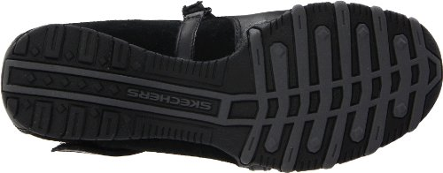 Skechers Bikers-step-up Mary Jane Sneaker Negro - negro