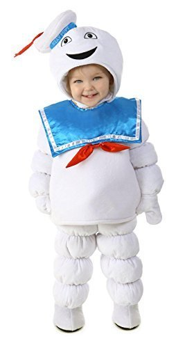 [Stay Puft Marshmallow Man Toddler Costume - X-Small] (Marshmallow Man Costume Baby)