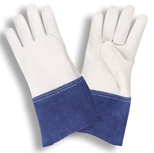 Cordova Safety Products 8530XL  Premium Grain Goatskin Welding Gloves, X-Large