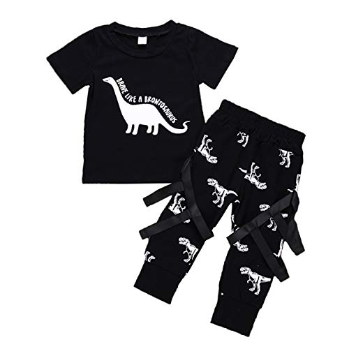 Kids Infant Toddler Baby Boys Girls Pants Outfits