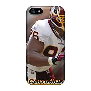 Awesome Case Cover/iphone 5/5s Defender Case Cover(washington Redskins)