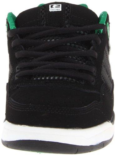 GLOBE Skateboard/BMX Shoes VIPER Black/White/Green Size 7