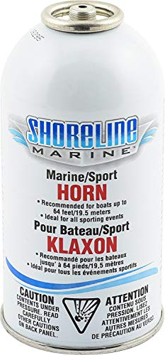 Shoreline Marine Eco Air Horn Canister 8 oz,