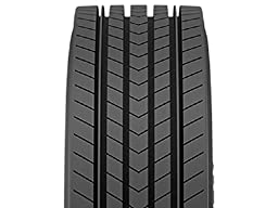 Double Coin FT105 Fuel Efficient Trailer-Position Commercial Radial Truck Tire - 295/75R22.5 14 ply