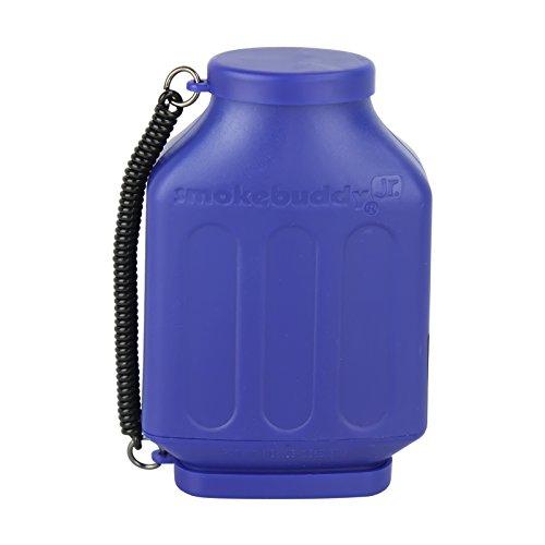 Buddies Cars Blue (Smoke Buddy JUNIOR - Personal Air Filter Purifier (Blue))