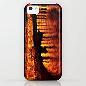 Society6 - Gold Night iPhone & iPod Case by Agostino Lo Coco