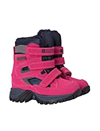 Mountain Warehouse Chill Junior Winter Kids Snow Boots - Breathable