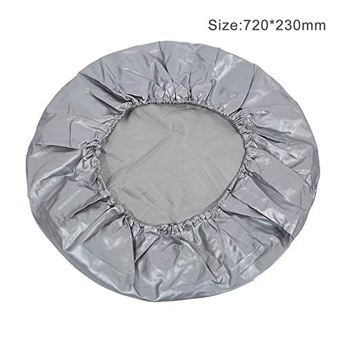 Bingo Point Automobile Car Spare Tire Cover Heavy Duty Waterproof Vehicle Wheel Elastic Protective Case Dustproof Tyre Cover Bag for SUV by Bingo Point (Image #3)