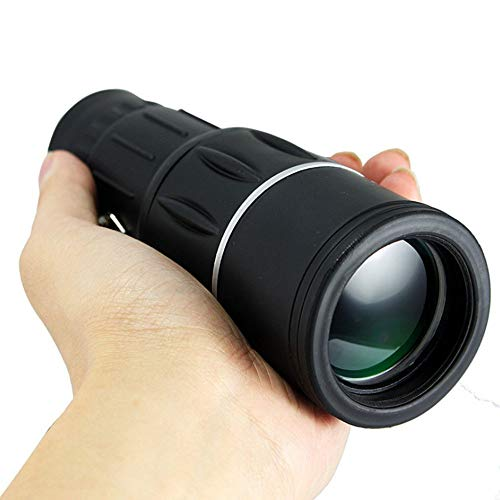 Jonerytime Super High Power 16X52 Portable HD Optics BAK4 Night Vision Monocular Telescope