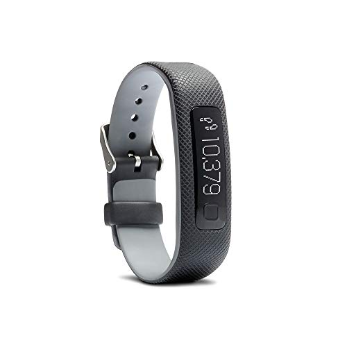 iFit Vue Wearable Fitness Activity Steps Tracker Wireless Wristband in Black