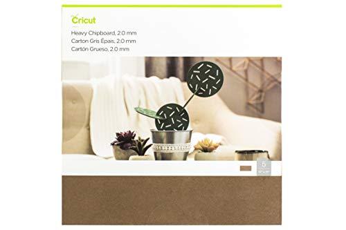 Cricut cartonné x 30,5cm Shimmer Papier Sampler–Classique, Multicolore, unique