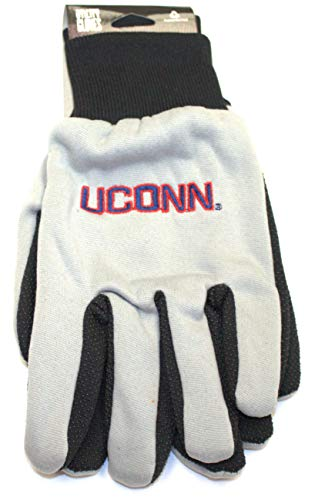 FOCO Uconn Huskies Team Color Utility Gloves for sale  Delivered anywhere in USA