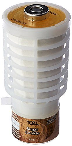 Rubbermaid Commercial TCell Air Freshener Refill, Sugar Cookie, FG750537