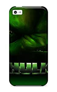 Durable Case For The Iphone 5c- Eco-friendly Retail Packaging(hulk)