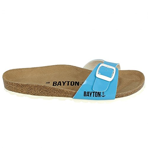 Bayton - Tongs / Sandales - Ba-10222 - Bleu