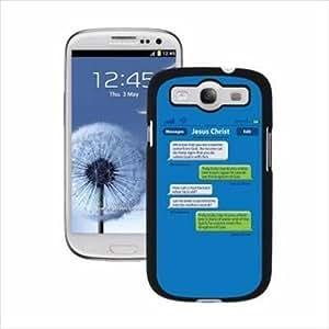 Text Message Samsung Galaxy 3 Case