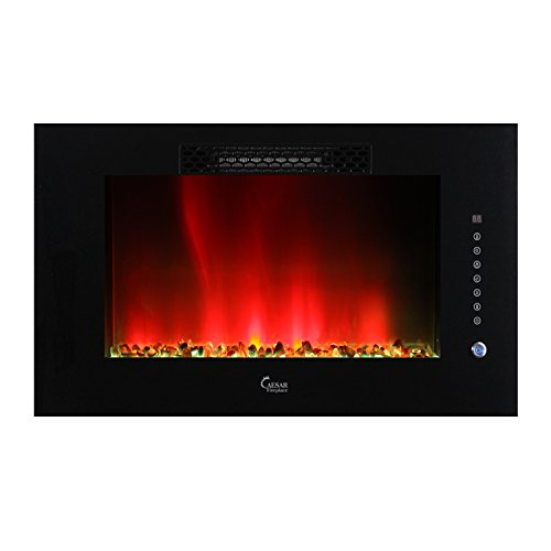 Caesar Hardware Freestanding Fireplace Multicolor product image