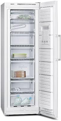 Siemens GS33VVW30 - Congelador (Vertical, Independiente, Color ...
