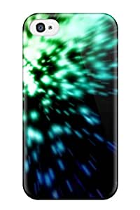New Style New Premium Abstract Skin Case Cover Excellent Fitted For Iphone 4/4s 8616271K67582212
