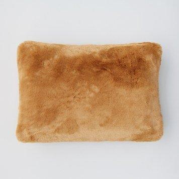 Bloomingdale's 1872 Faux Fur Decorative Pillow, 14 X 20