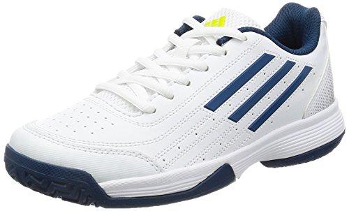 Adidas Unisex-Kinder Sonic Attack K Sneaker Low Hals, Elfenbein (Ftwbla/Acetec/Plamat), 36 EU