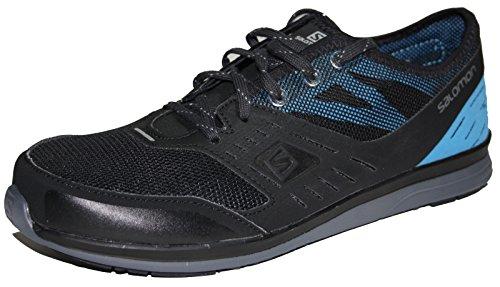 Salomon Herren Cove Sneaker Laufschuhe Trail Running Schuhe schwarz