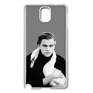 Samsung Galaxy Note 3 Cell Phone Case White Leonardo Dicaprio 005 VC01655N