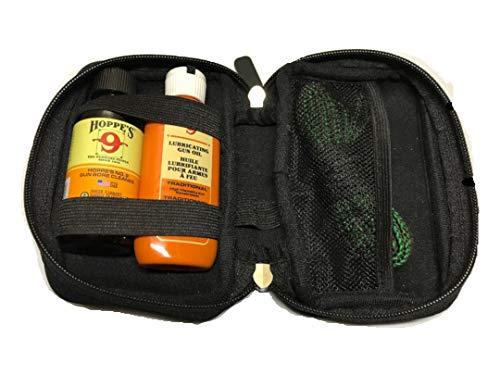 Westlake Market .22.223 Quality Gun/Pistol Cleaning Kit Including Bore Cleaner, Snake and Lube Oil in Neoprene Case ()