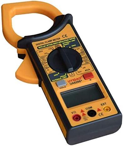 DJYD Precise UA6266 + Forceps AC/DC Digital Clamp Meter FDWFN