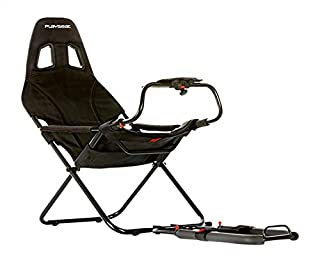 Playseat Challenge Racing Video Game Chair For Nintendo XBOX Playstation CPU Supports Logitech Thrustmaster Fanatec Steering Wheel And Pedal Controllers (B009ZELZDS) | Amazon price tracker / tracking, Amazon price history charts, Amazon price watches, Amazon price drop alerts