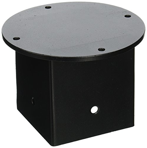 Round Flange for 4x4 Post (Post Achla)