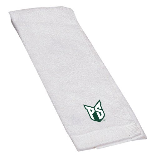 Portland State White Golf Towel 'Official Logo' by CollegeFanGear