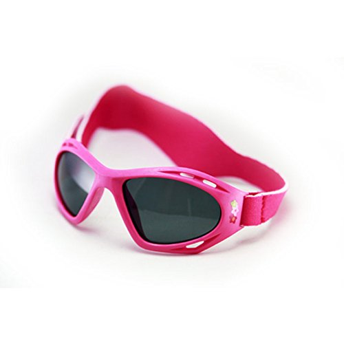 130356505a Safety Polarized Infant Sunglasses with strap -Mola Mola 0.5-2years