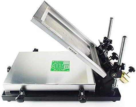 ZHONGYINI - Máquina de impresión de Pantalla (32 x 44 cm, SMT ...