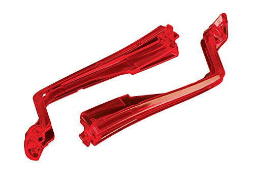 Traxxas 7951 Aton Red Front LED Lens (pair)