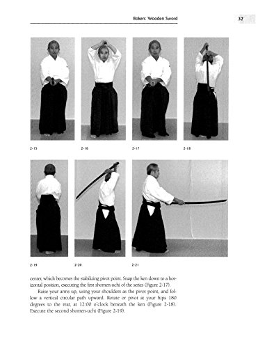 Aikido Weapons Techniques: The Wooden Sword, Stick and